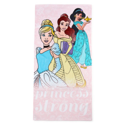 "Disney 29"" X 59"" Princess Beach Towel"