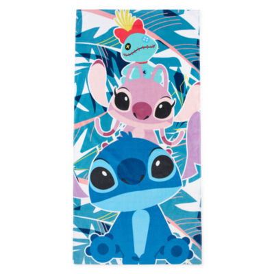 "Disney 29"" x 59"" Stitch Beach Towel"