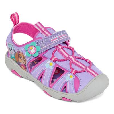 Nickelodeon Paw Patrol Toddler Girls Strap Sandals