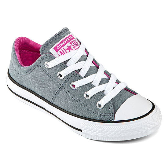 Converse Madison Ox Little Kid/Big Kid Girls Lace-up Sneakers