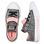 Converse Maddie Slip Fade & Pop Little/Big Kid Girls Lace-Up Sneakers