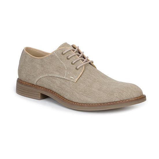 IZOD Mens Image Oxford Shoes Round Toe