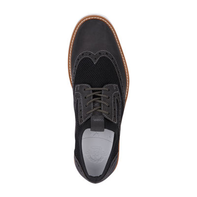 Dockers Mens Hawking Lace-up Wing Tip Oxford Shoes