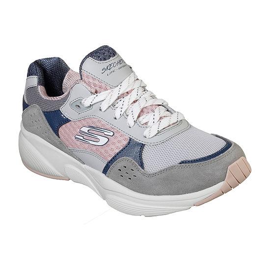 Skechers Meridan Womens Lace-up Sneakers