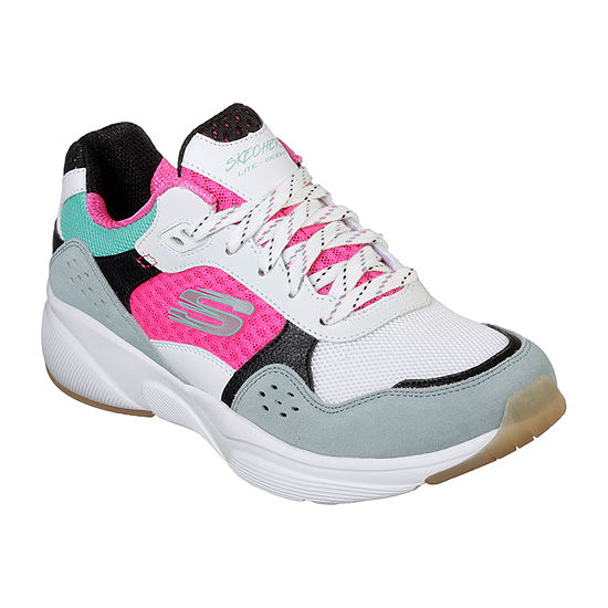 Skechers Meridan Womens Lace-up Sneakers