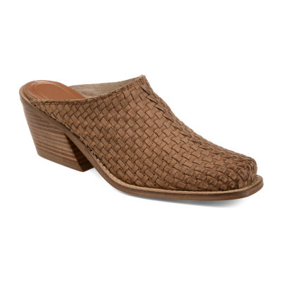 Journee Collection Womens Heeled Mules