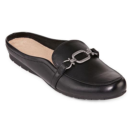 Yuu Womens Hollie Slip-On Shoe Round Toe