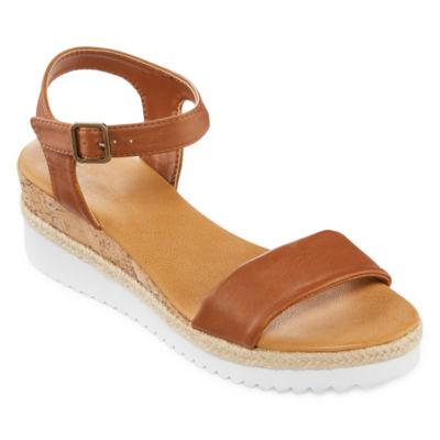 Zigi Soho Womens Izzie Wedge Sandals