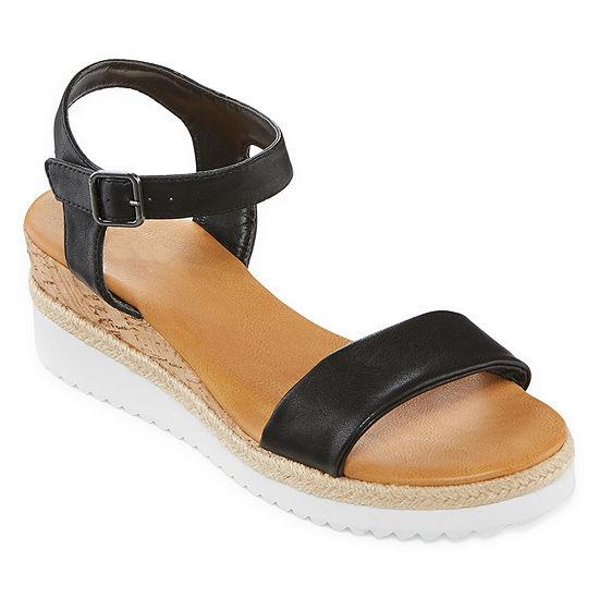 Zigi Girl Womens Izzie Wedge Sandals