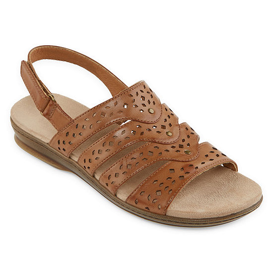 Yuu Womens Genny Strap Sandals