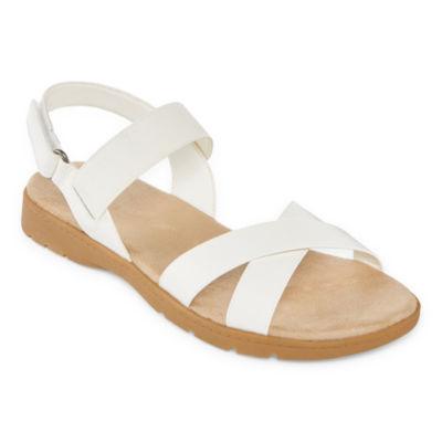 Yuu Womens Hype Strap Sandals