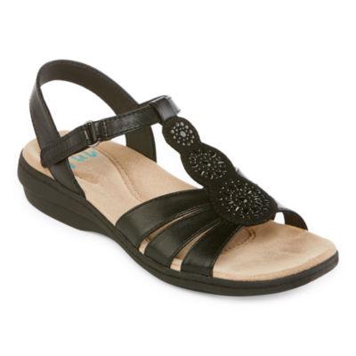 Yuu Womens Josephine Strap Sandals