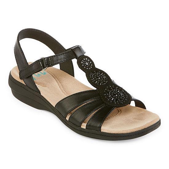 Yuu Womens Yuujosephine Strap Sandals