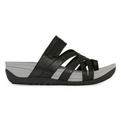 Yuu Womens Darla Slide Sandals