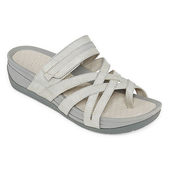 Yuu Womens Darla Slide Sandals