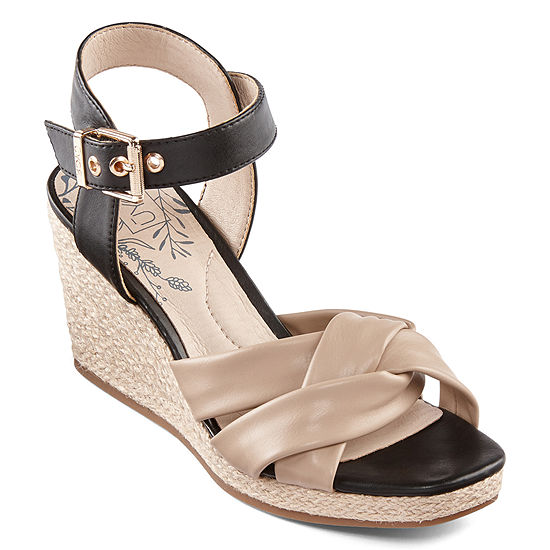 Royu Womens Madora Wedge Sandals