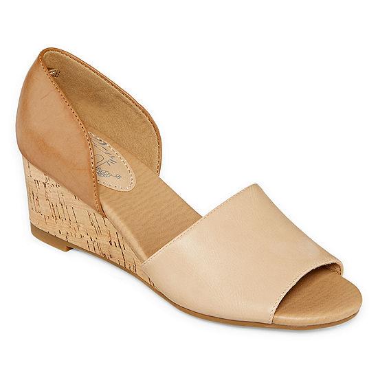 Royu Womens Stella Wedge Sandals