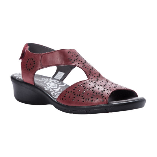Propet Womens Winnie Strap Sandals