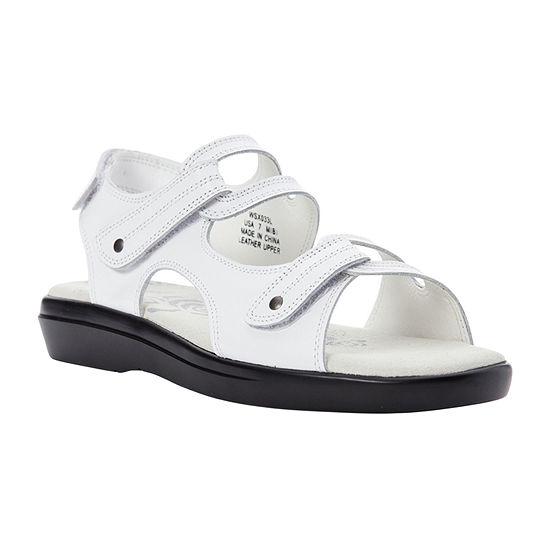 Propet Womens Marina Strap Sandals