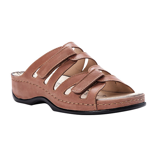 Propet Womens Kylie Slide Sandals
