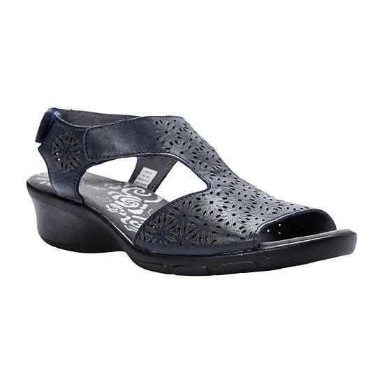Propet Womens Winnie Strap Sandals