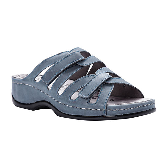 Propet Womens Kylie Slide Sandals