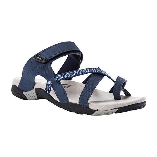 Propet Womens Elerie Slide Sandals