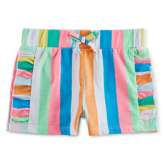 Okie Dokie Girls Pull-On Short Baby