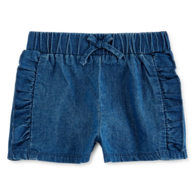 Okie Dokie Pull-On Short Baby Girls
