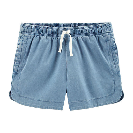 Carters Boys Denim Short Preschool Big Kid