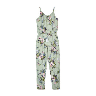 by&by girl Jumpsuit - Big Kid Girls