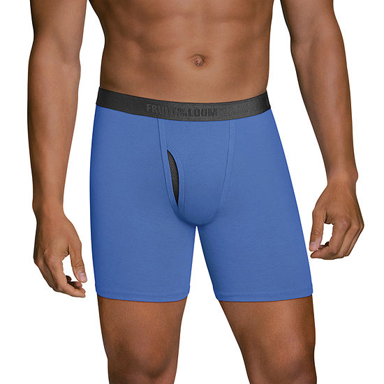 Fruit of the Loom Cool Zone Fly 4+2 Bonus Pair Boxer Briefs