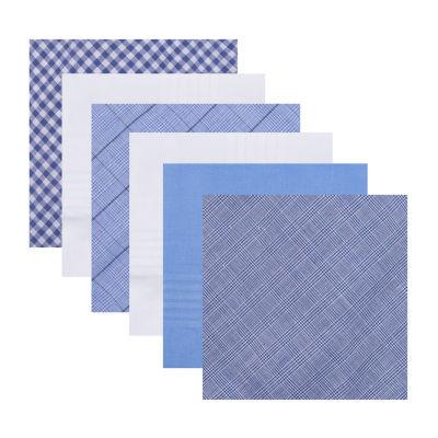 Dockers® 6 Pack Hankerchiefs