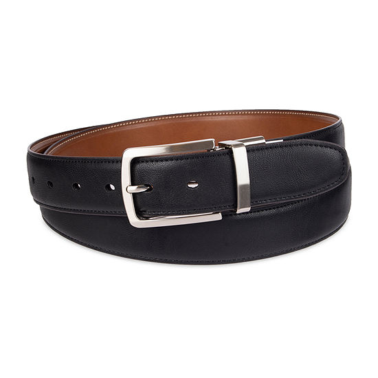 Dockers® Big & Tall Stretch Reversible Men's Belt with Single Stitch