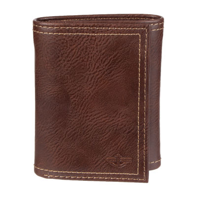 Dockers® RFID Secure Trifold Wallet with Inside Zip Pocket