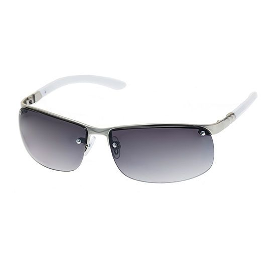 Arizona® Rimless Rectangular Sunglasses