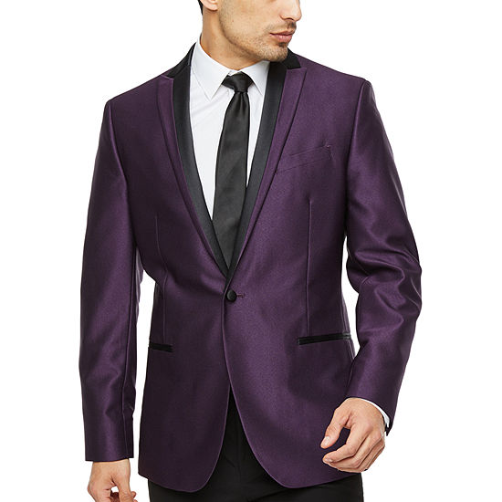 Jf Jferrar Classic Fit Stretch Tuxedo Jacket