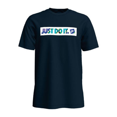 Nike Mens Just Do It Graphic T-Shirt