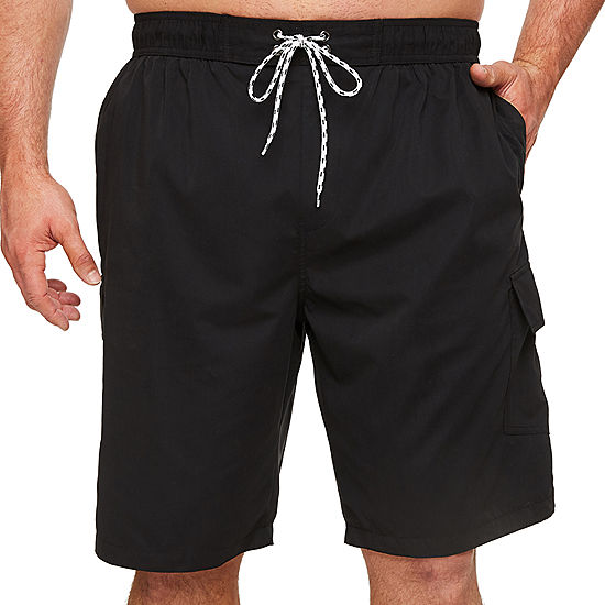The Foundry Big & Tall Supply Co. Swim Trunks Big