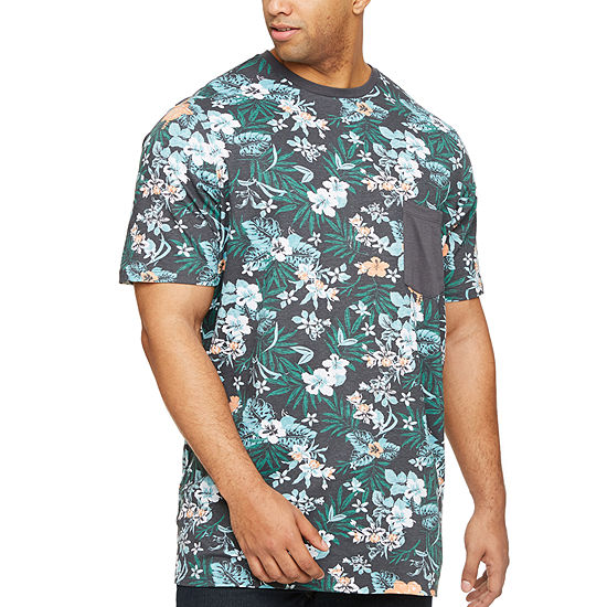 The Foundry Big Tall Supply Co Mens Crew Neck Short Sleeve T Shirt Big And Tall