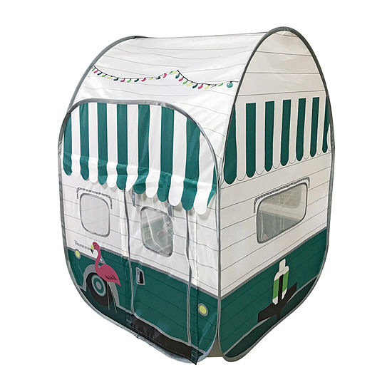 Outdoor Oasis Camper Playhouse Play Tent