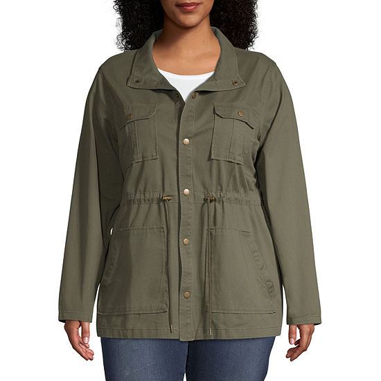 Arizona Twill Lightweight Anorak Juniors Plus