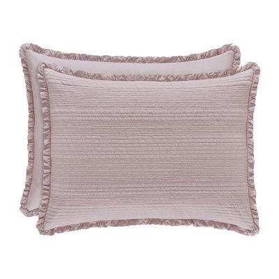 Queen Street Hattie Quilted Pillow Shams