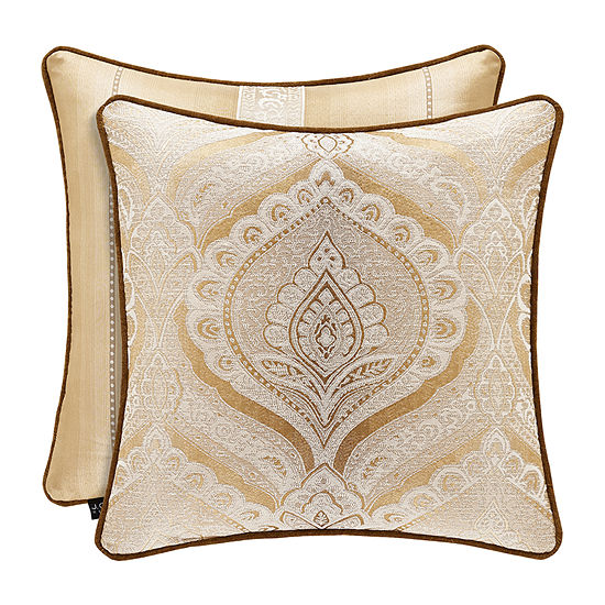 Queen Street Giodana 20 Inch Square Throw Pillow