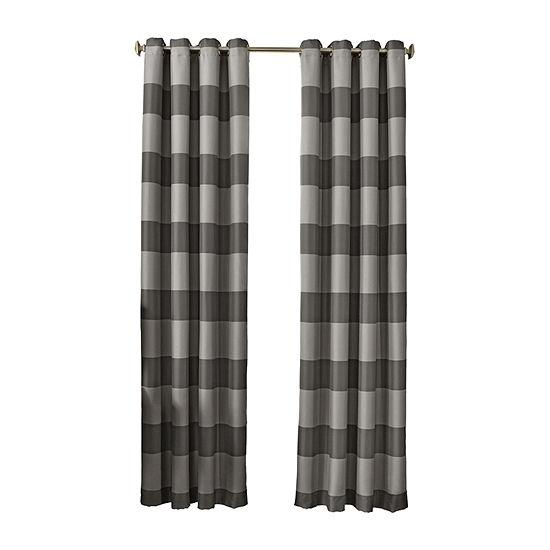Beautyrest Gaultier Blackout Grommet Top Curtain Panel