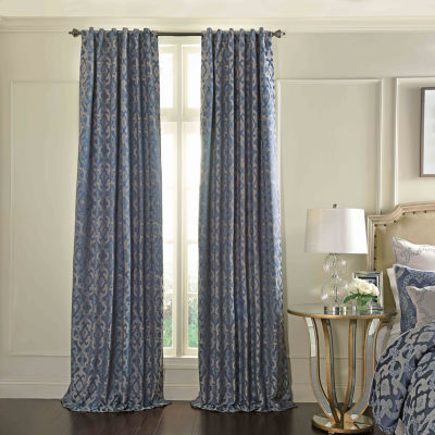 Beautyrest Normandy Tab-Top Curtain Panel