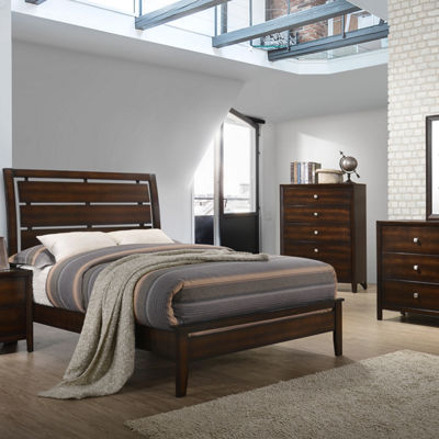 Simmons® Holloway Platform Bed
