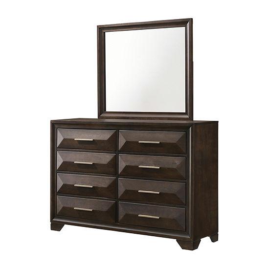Anthem Dresser and Mirror