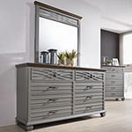 Bellbrooke Dresser and Mirror
