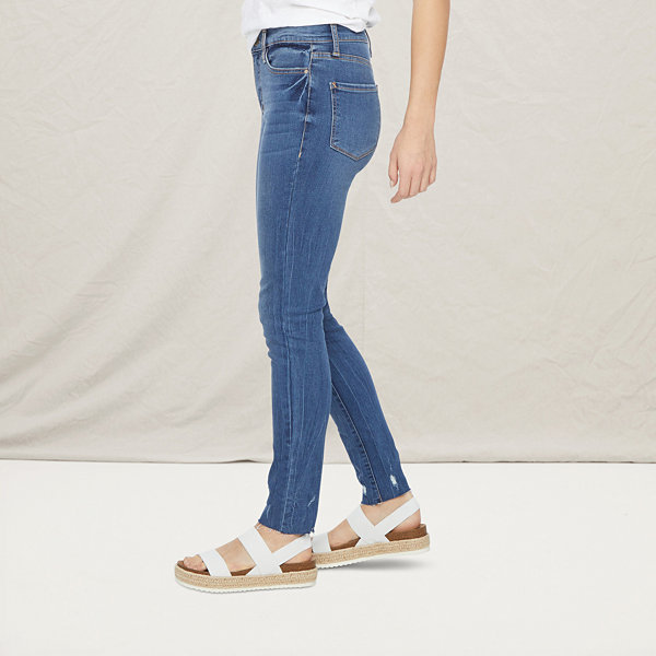 a.n.a Womens High Rise Skinny Jean